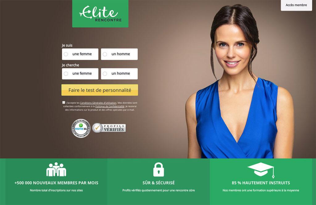 Elite Rencontre gratuit : le SECRET à connaitre pour ne pas payer